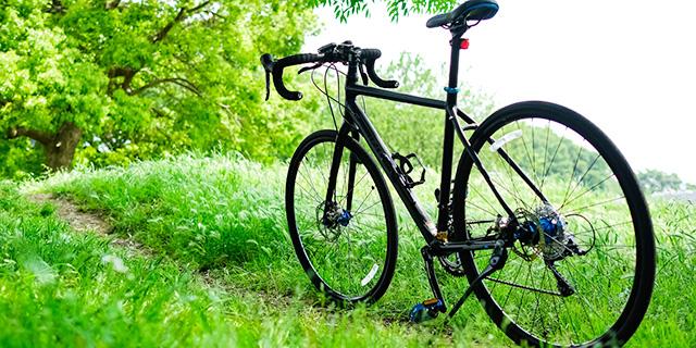自転車の防犯登録